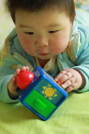 belle jouet jeu chinois  Banque d'images