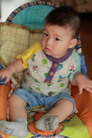 cute baby Stock Photo - 7361174