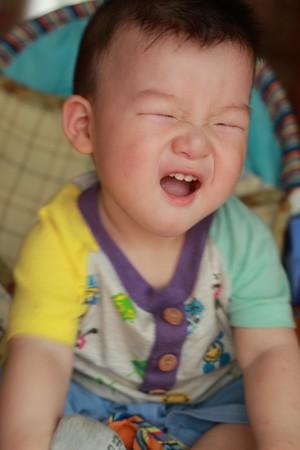 b�b� cute pleurer
