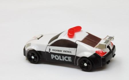 mod�le de voiture de police �chelle