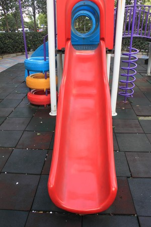 child playground Stock Photo - 7917882