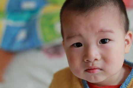 baby unhappy