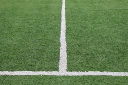 terrain de soccer   Banque d'images