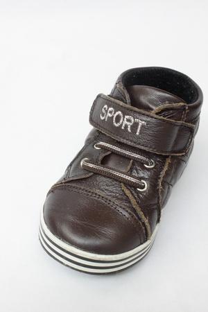 baby shoe Stock Photo - 9380279
