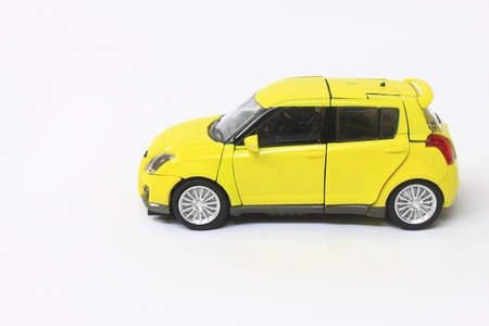 miniature car model  Stock Photo