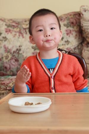 kid eat