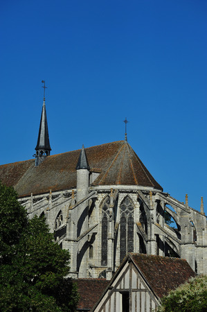 Saint Peter Church in Chartres