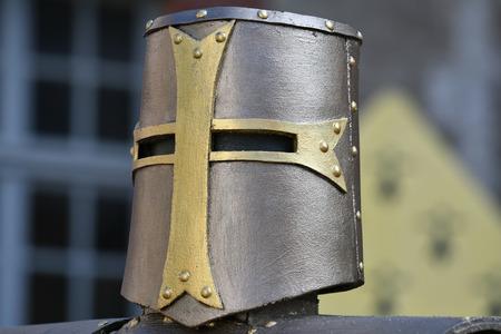 knight's helm