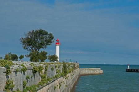 lighthouse of Saint Martin de Re - France