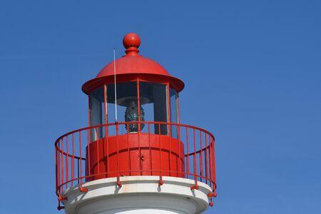 lighthouse of Saint Martin en Re - France Imagens
