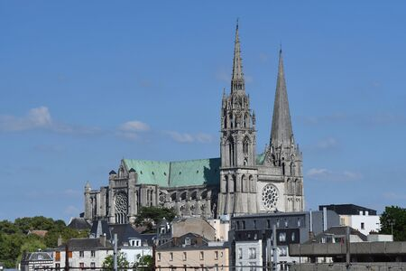 cathedral of Chartres - France