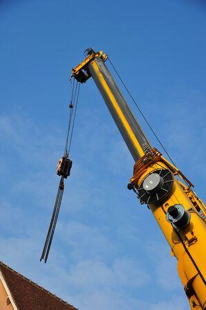 lifting equipment Banco de Imagens