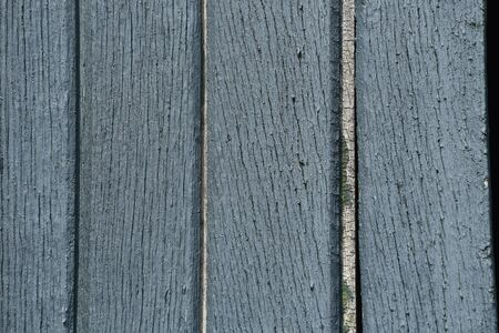 chipped paint on wood panel