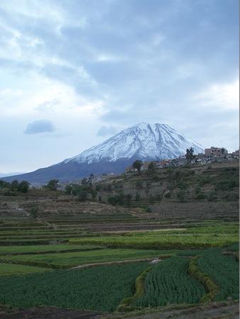 Misti Peru