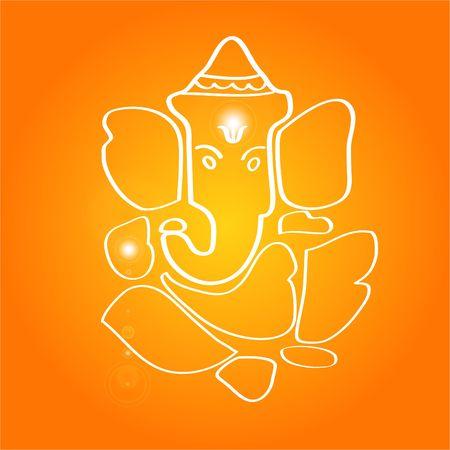 Sri Ganesha - Hindu deity