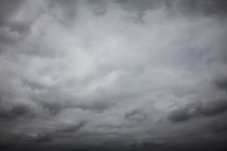 grayscale: Grayscale clouds Stock Photo