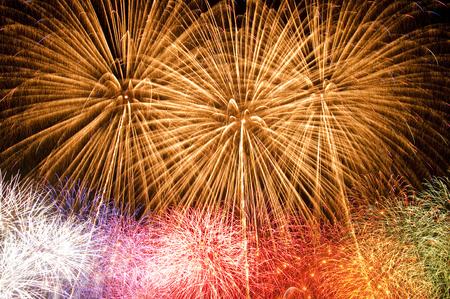 tele up: Japan Fireworks