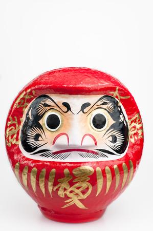 Darumapop van Japan Stockfoto