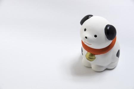 Cute dog figurines
