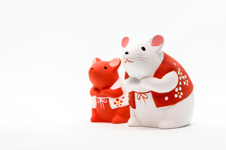 Japanese New Year Decoration 版權商用圖片 - 126275655