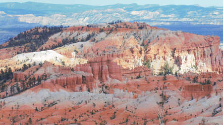 Rock formations at Bryce Canyon National Park