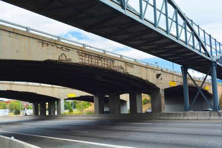 deficient: Structurally Deficient Bridge