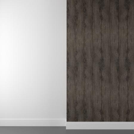 d�coration murale: Trendy d�cor de mur de planches de bois qui peut �tre utilis� comme arri�re-plan