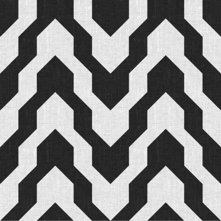 white color: Seamlessa geometric pattern with zig zag in black and white color