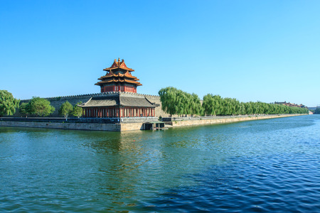 scenic spots: Chinas urban landscape and scenic spots in Beijing