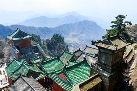 Wudang Mountains of China