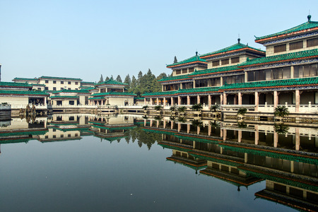 hubei province: Jingzhou Museum of Hubei Province Editorial