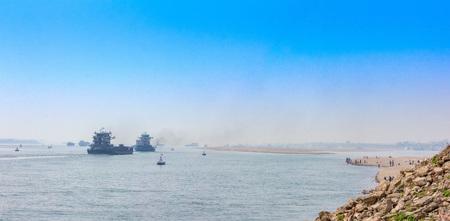 boat shipping  on Yangtze River