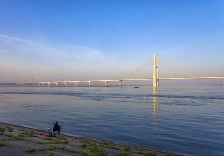 bridge on Yangtze River