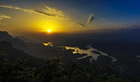 Sky Caixia hills is spectacular