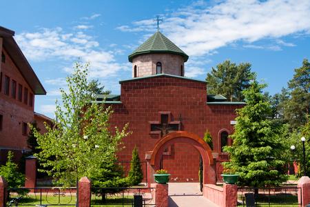 Armenian Apostolic Church of the blessed virgin Mary, city of Vsevolozhsk, Leningrad region, Russia