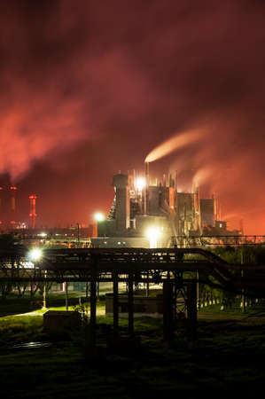 metallurgical: Metallurgical plant-2