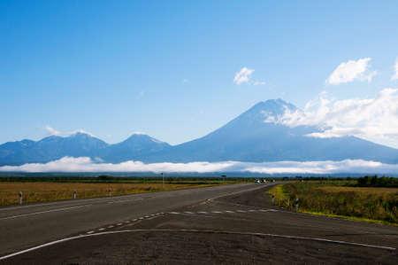 kamchatka: Highway in Kamchatka