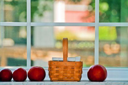 kitchen: Kitchen Window