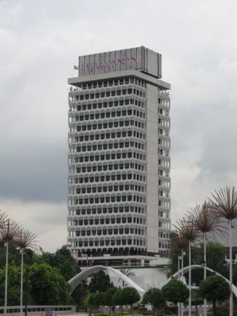 parliament building: Parliament Malaysia