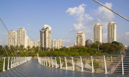 Modern Architecture in Petach Tikwa, Israely industrial city