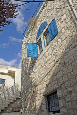 Ein Karem quarter in Jerusalem in Jerusalem