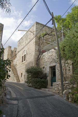 Ein Kerem quarter in Jerusalem in Jerusalem
