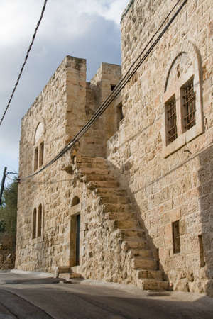 ein: Ein Kerem quarter in Jerusalem in Jerusalem