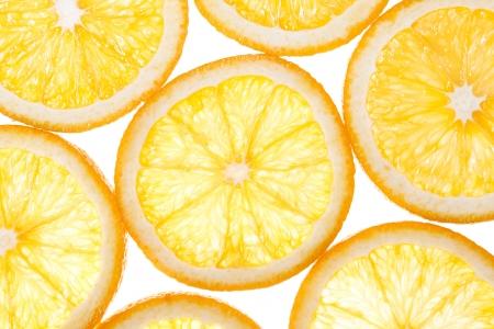 backlit: Verlicht oranje