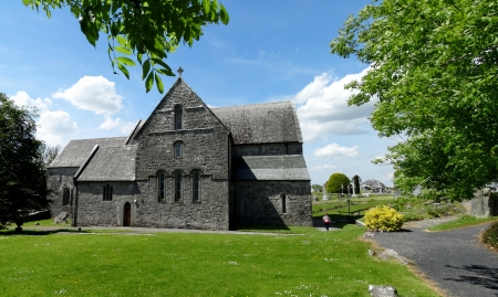 founded: Ballintubber Abbey  founded by Irish King Cathal O