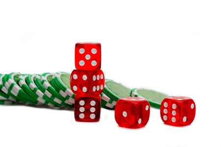 Dice and Chips photo