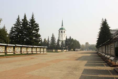 city square: city square