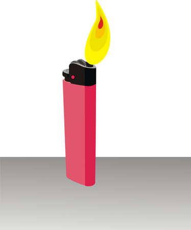 flint: lighter