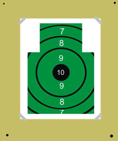 marksman: Target Illustration