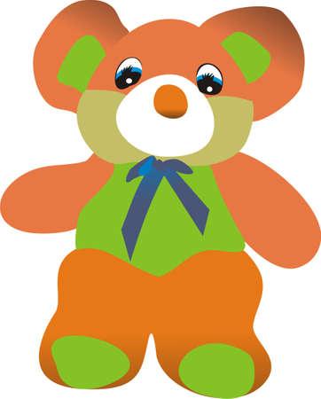 pl�schtier: Soft toy